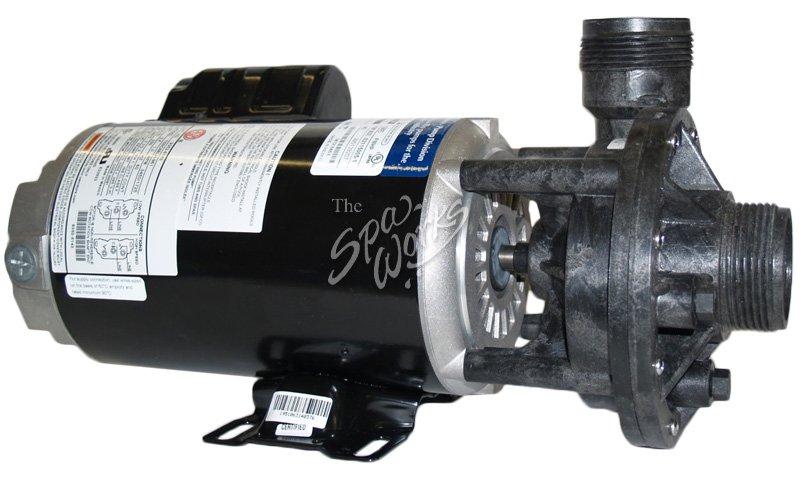 Aqua Flo Gecko Fmhp 1 5 Hp 230 Volt 2 Spd 48 Frame Pump