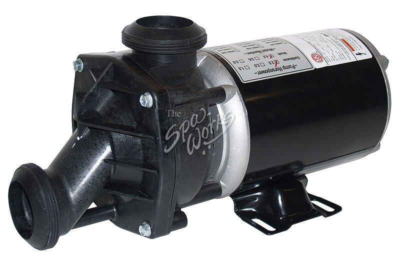 Jacuzzi Spa J Pump 120 Volts 2 Speed The Spa Works
