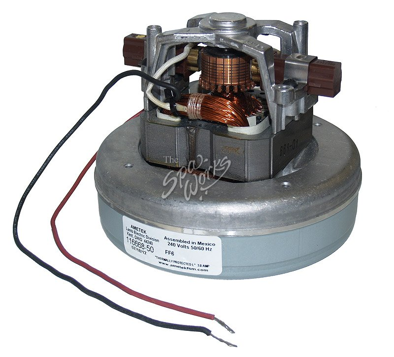 Spa Air Blower : Sundance spa hp volt amp air blower motor