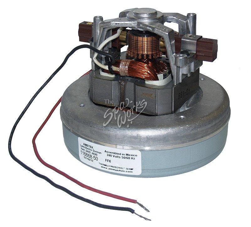 Sundance Spa 1 Hp 240 Volt 3 8 Amp Air Blower Motor