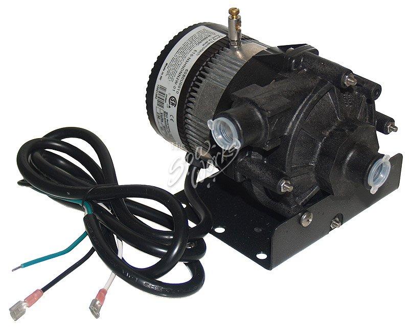 Jacuzzi spa e 10 circulation pump 230 volt 2002 the for Jacuzzi pumps and motors
