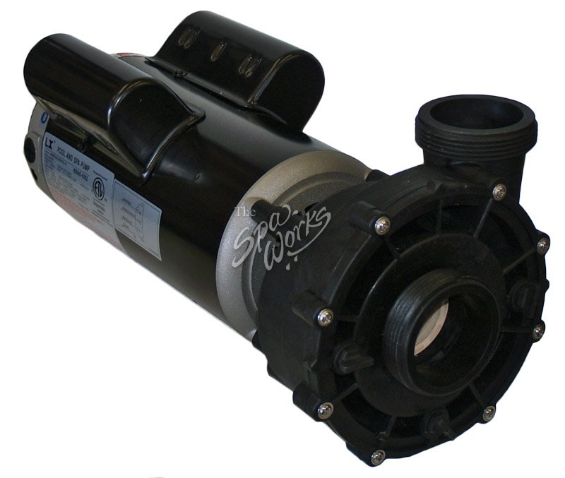 Jacuzzi Spa Pump Motor 2 1 2 Hp 2 Speed 230 Volt The Spa Works