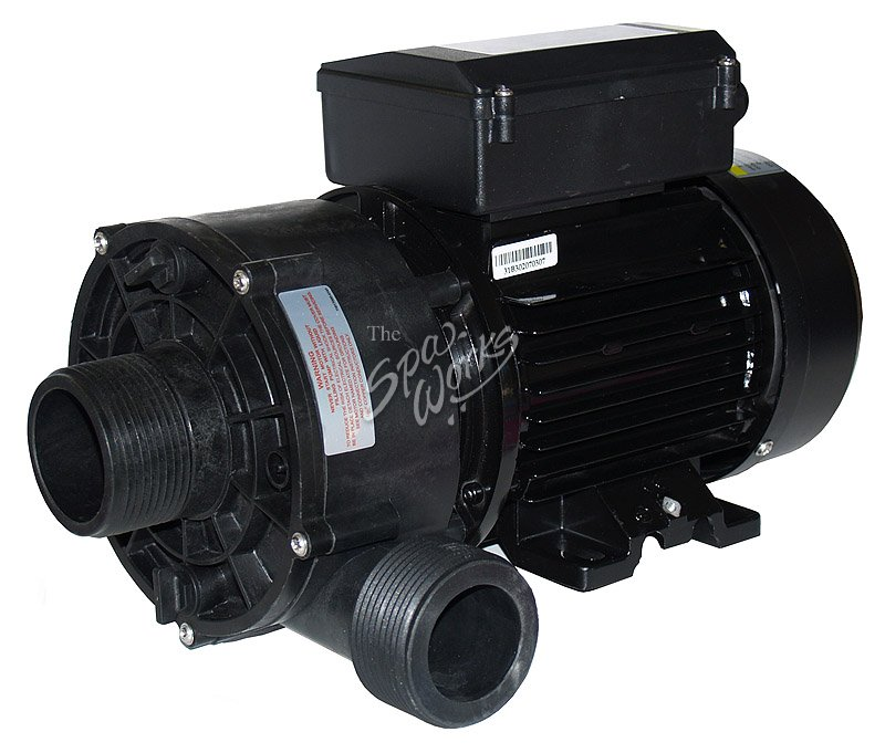 Jacuzzi spa circulation pump 240v j 400 series 7 2011 for Spa motor and pump