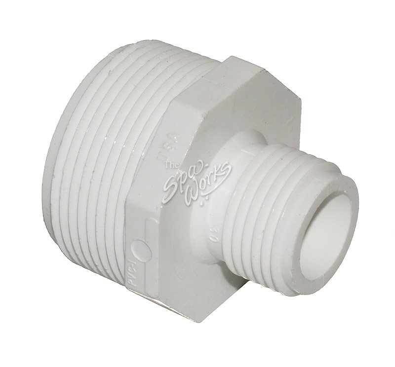 Sundance spa garden hose drain adapter the spa works for How to drain a pool with a garden hose