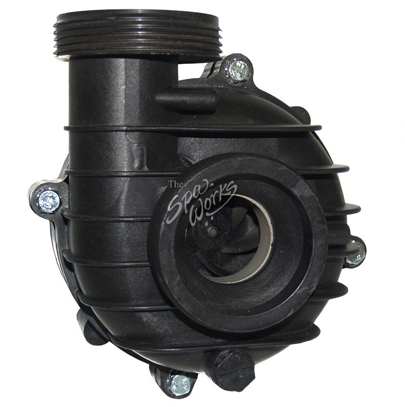 Cal Spa Power Right 4 Hp 48 Frame Dually Reverse Wet End