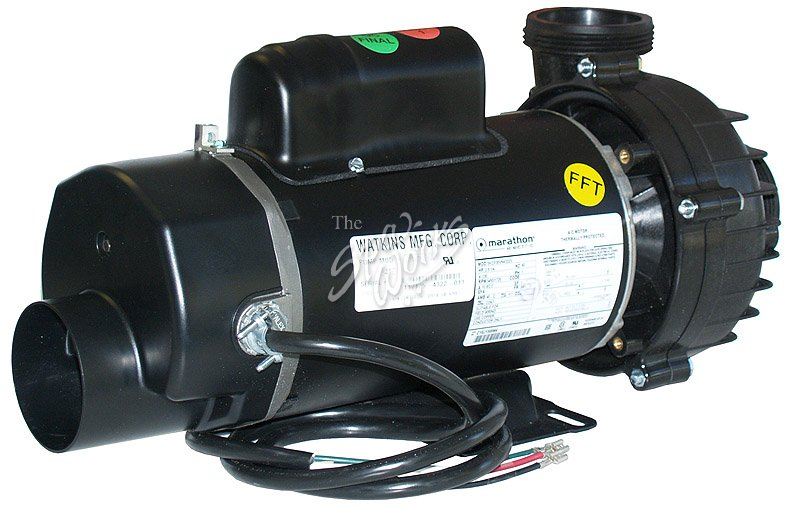 Caldera Spa 2 5 Hp 2 Speed 240 Volt Side Discharge Xp2