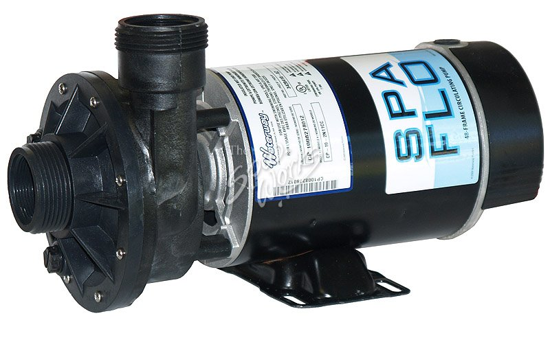 Marquis spa aqua flo 3 4 hp 2 speed 115v pump the spa works for Spa pumps and motors
