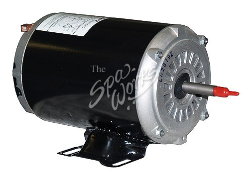 Jacuzzi spa motor 2 hp 2 speed 60 hz 120 volts j pump for Jacuzzi pumps and motors