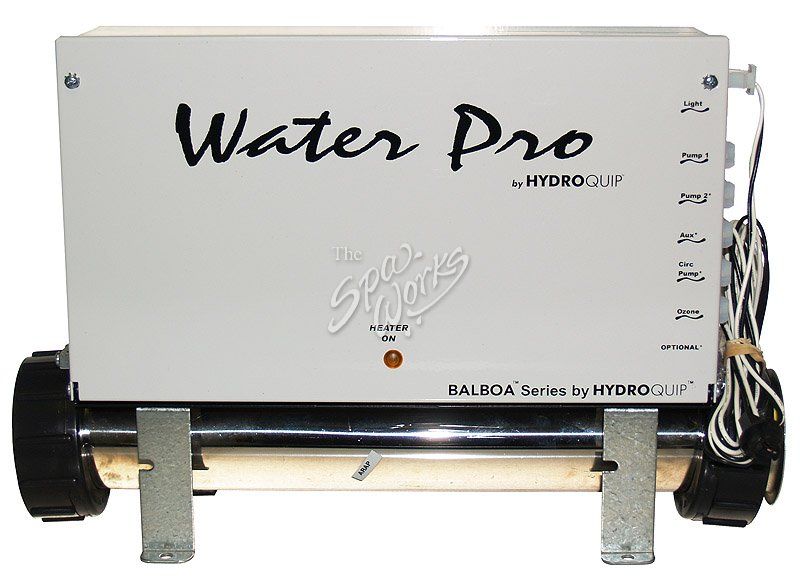 balboa solid state  u0026quot water pro u0026quot  series control system  3