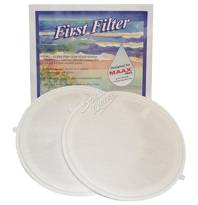 First filter maax spa