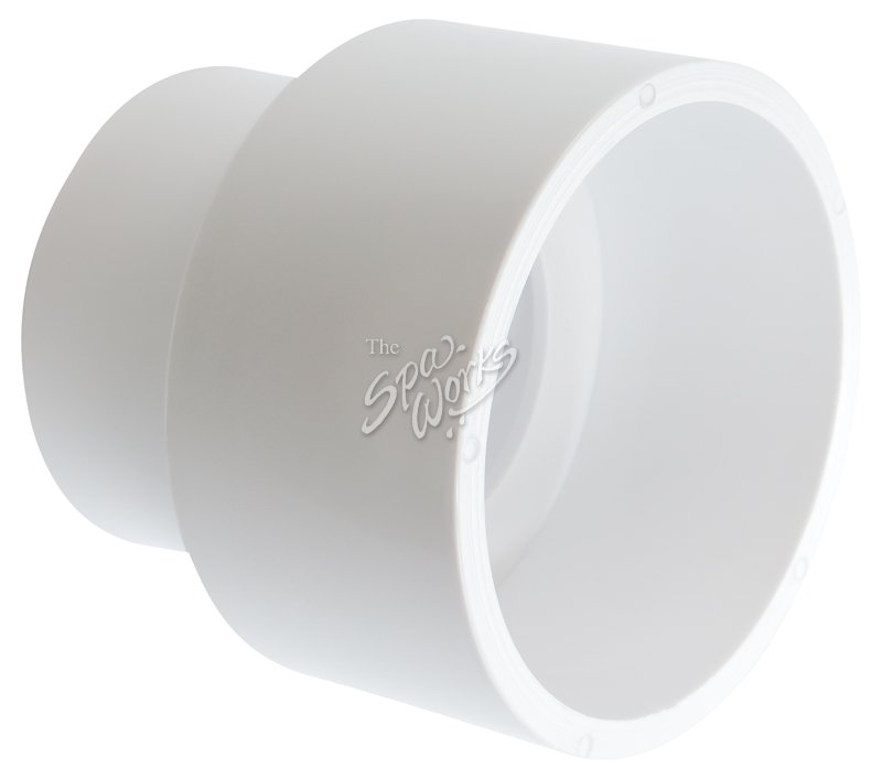 Inch pvc fitting extender