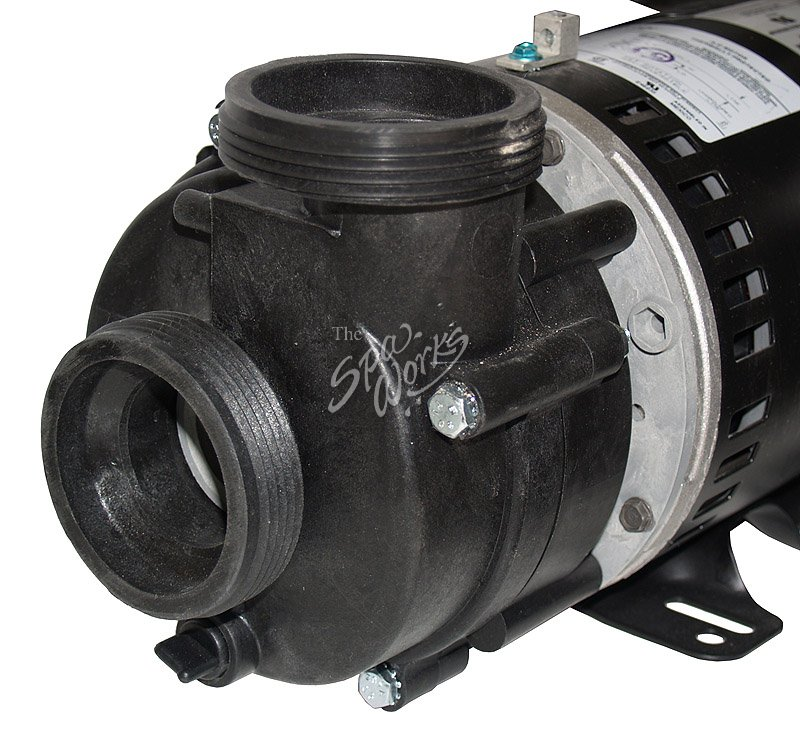Cal Spa 2 Speed Dually Pump With Amp Cord The Spa Works