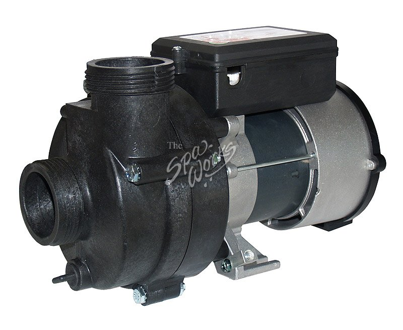 Balboa Wow 25 Hp 1 Speed 230v M 3 Circulation Pump