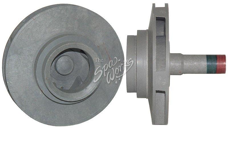 Cal Spa 1 5 Hp Vico Ultima Forward Dually Impeller The