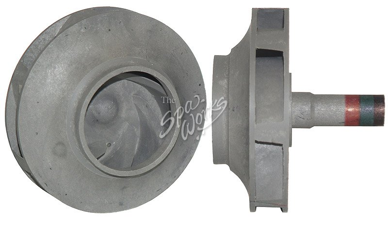 Cal Spa 6 Hp Pump Impeller The Spa Works