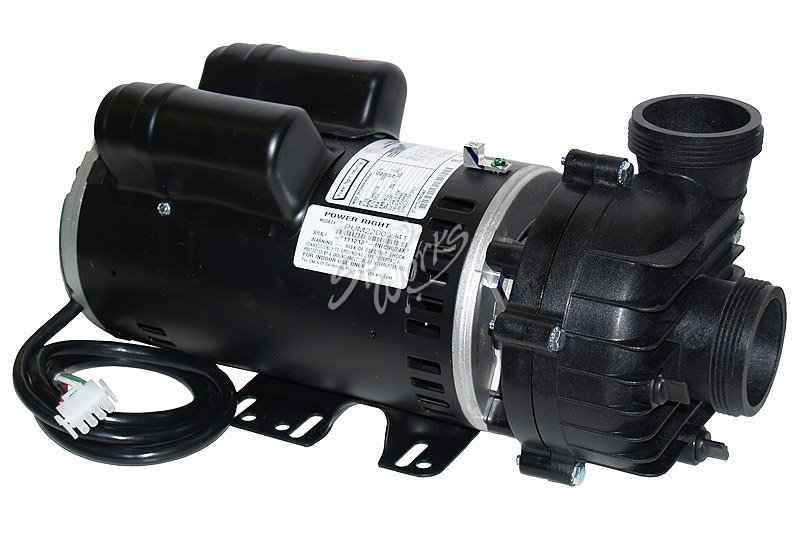 Cal Spa 6 Bhp Power Right Pump Motor 56 Fr The Spa Works