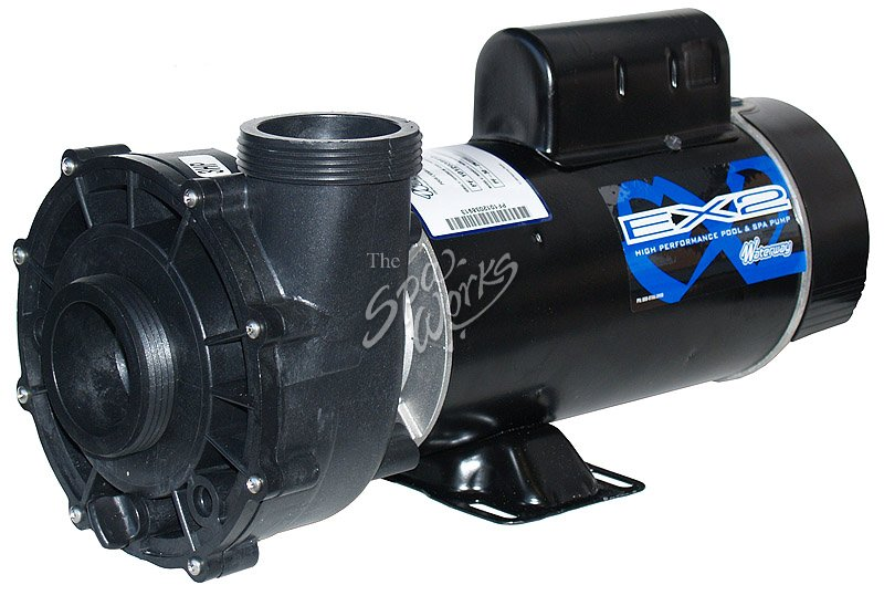 Sundance Spa 2 1 2 Hp 2 Speed 240 Volt Aqua Flo Pump And