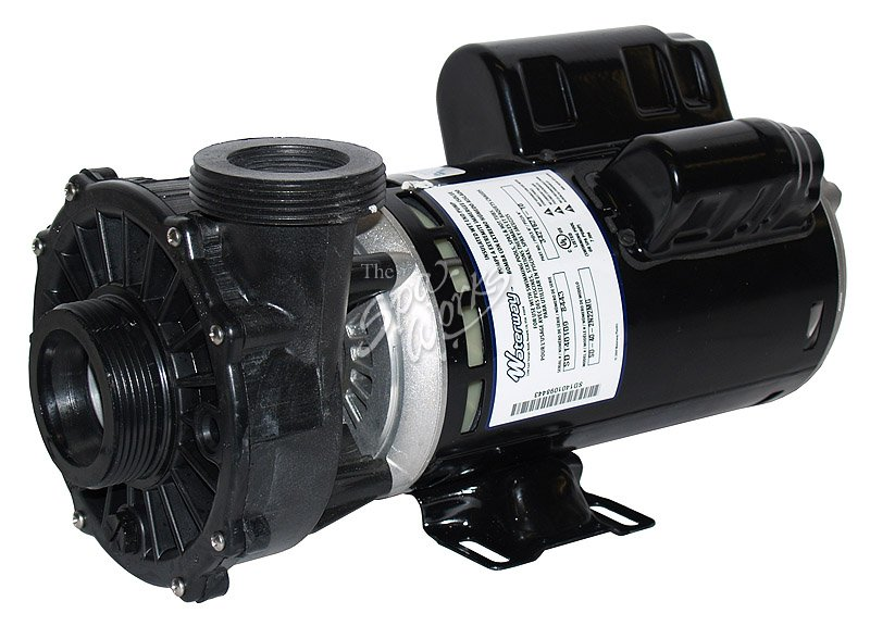 Vita spa side discharge pump and motor complete 2 speed for Spa pumps and motors